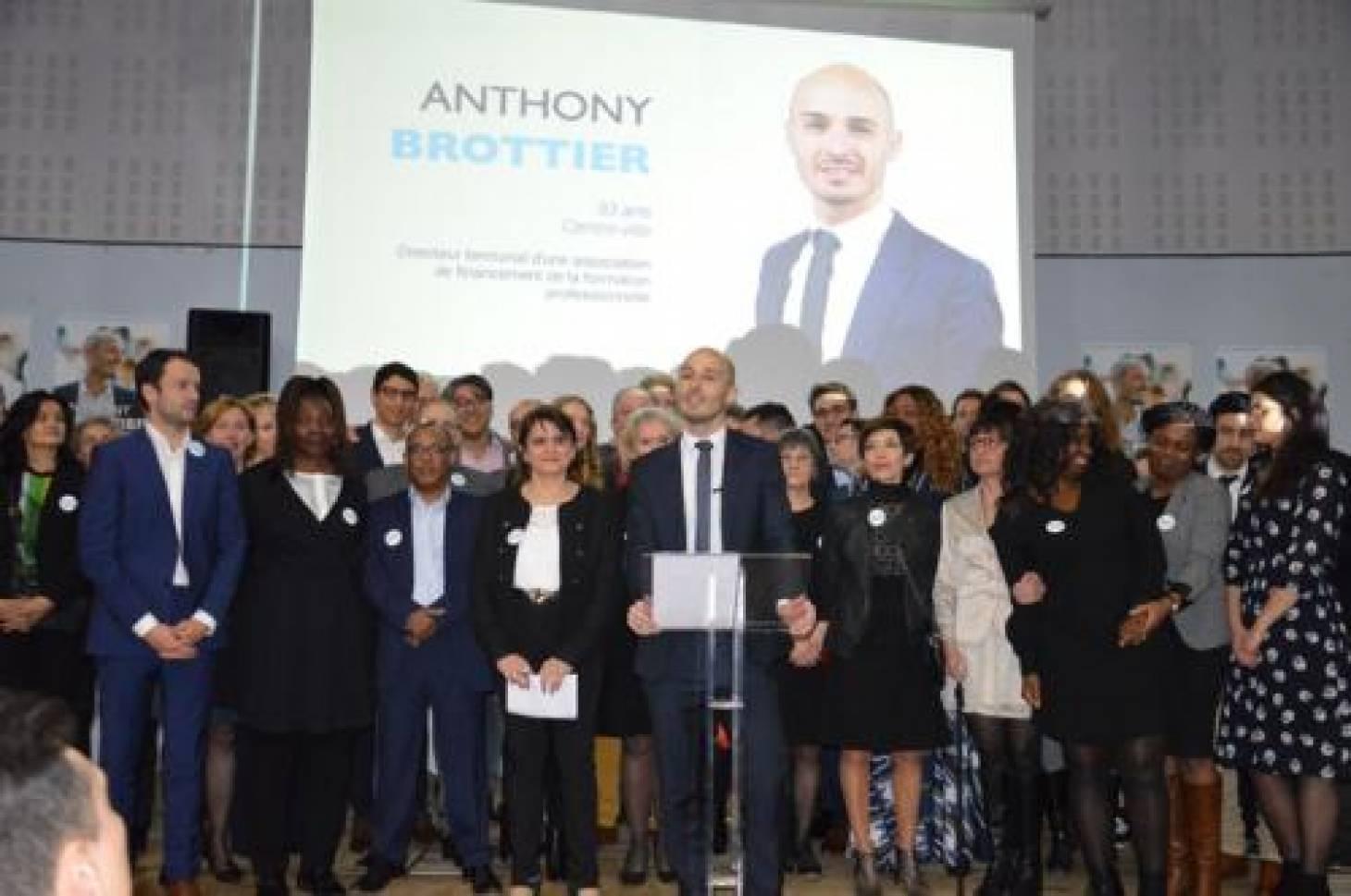 """Anthony Brottier dévoile """"une équipe qui ressemble à Poitiers"""""""