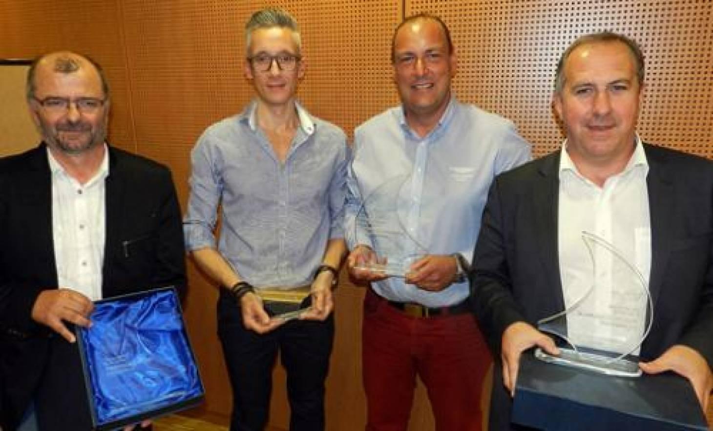 Trophées du CJD :  la Vienne truste le podium