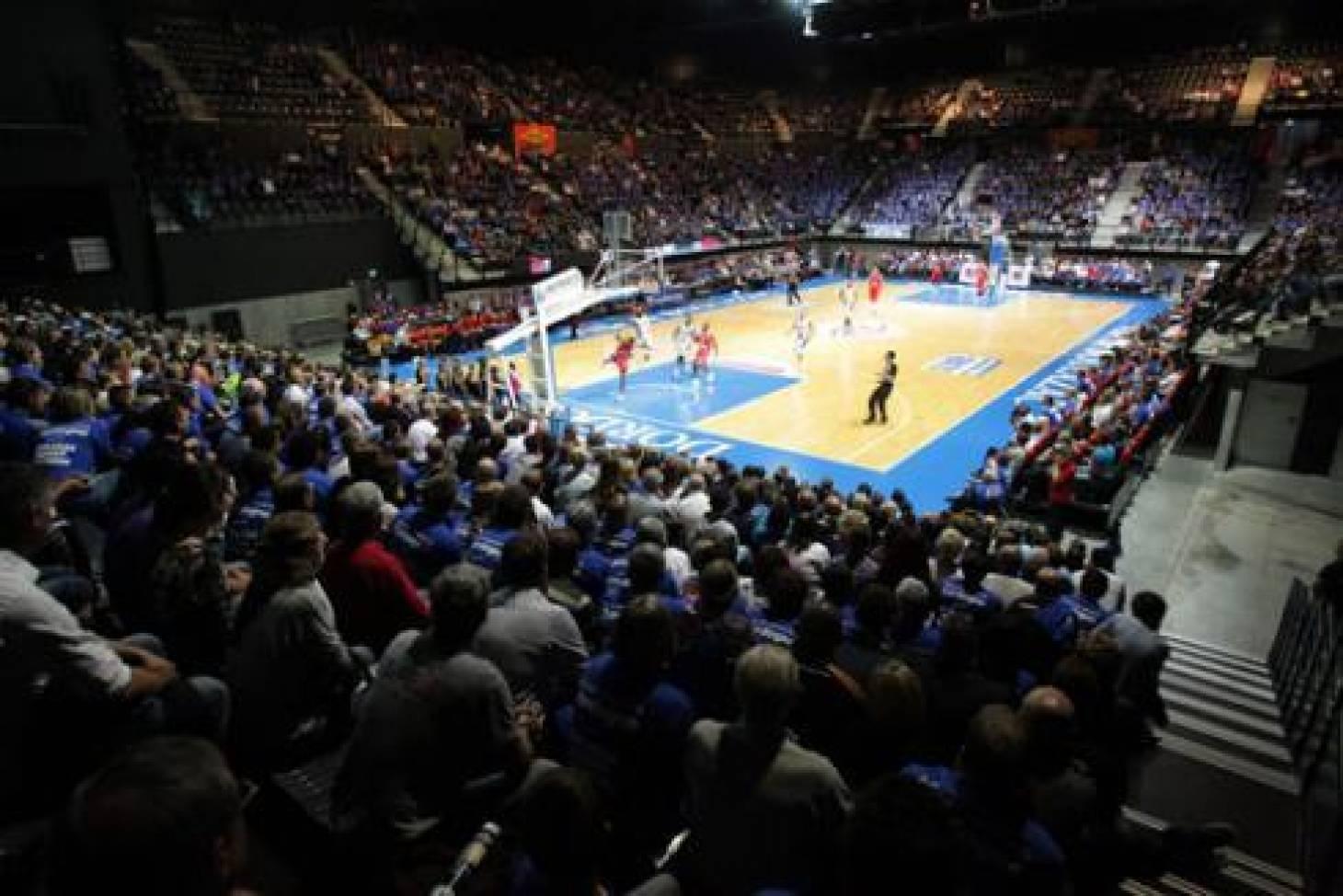 Une Arena de 6 000 places<br> au Futuroscope