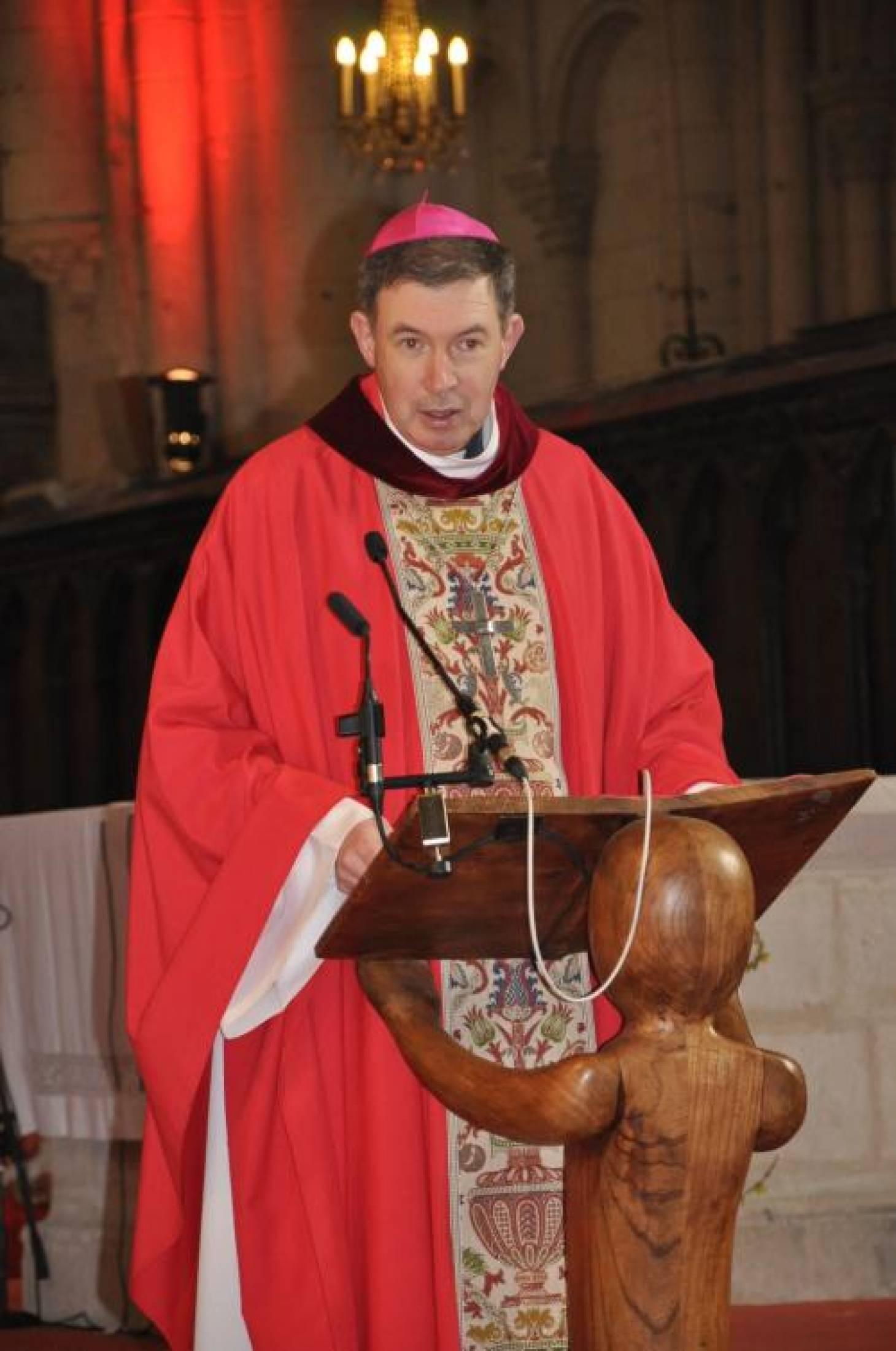 Mgr Wintzer assure l'intérim au diocèse