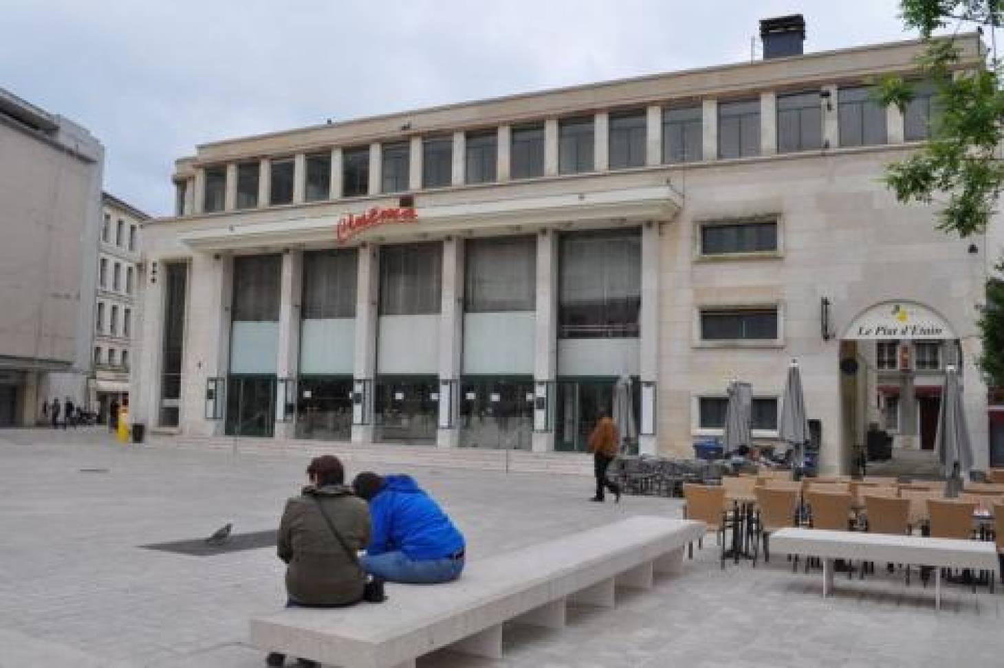 Un espace dédié aux arts visuels remplacera la salle de cinéma de l'ex-théâtre