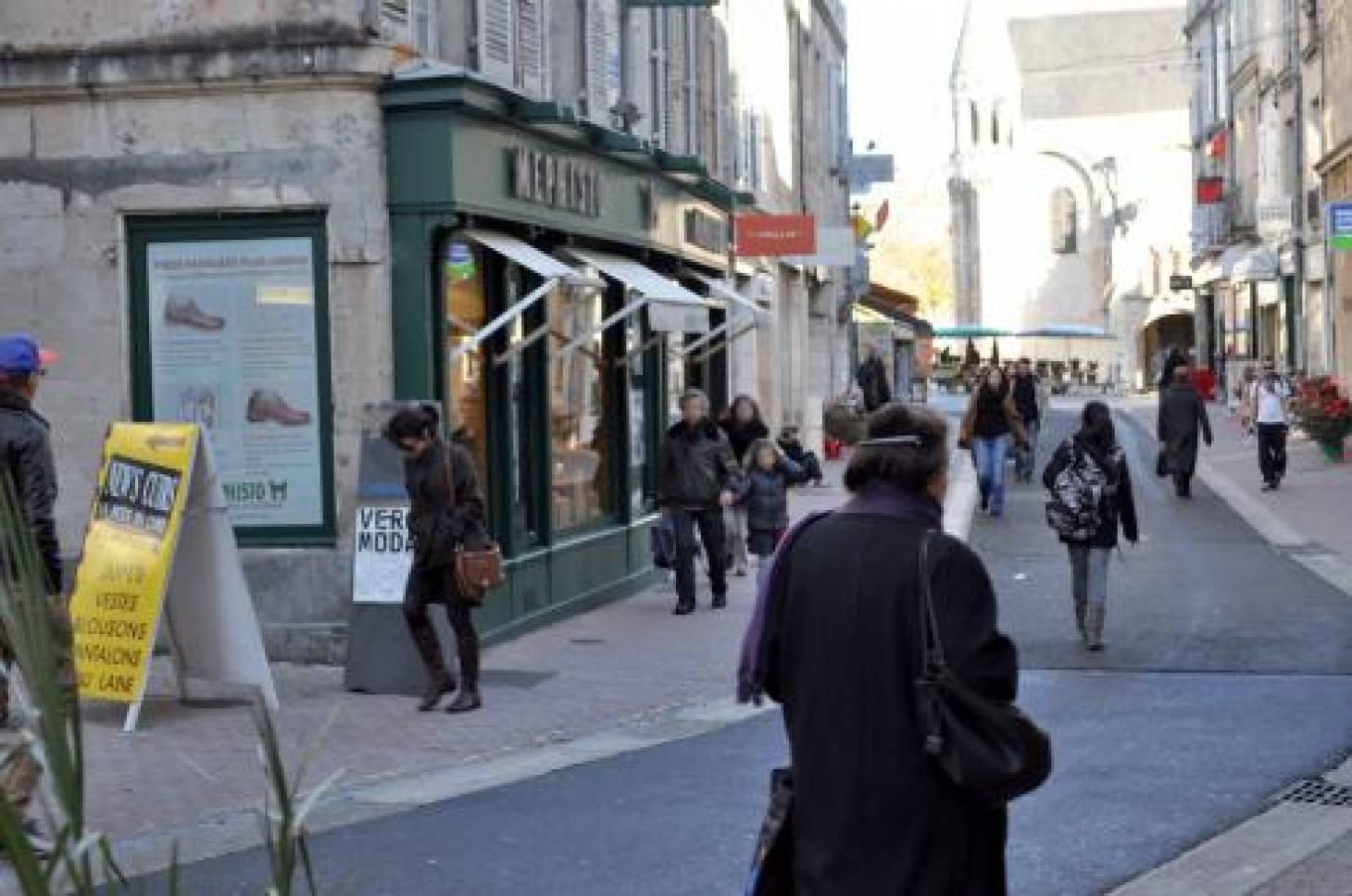 Commerces : Le centre-ville en débats
