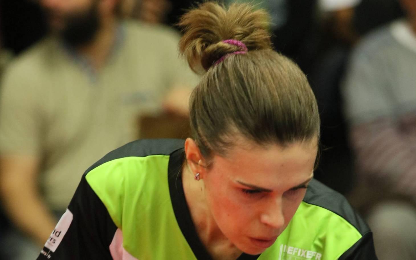 Tennis de table : Eva Odorova arrête