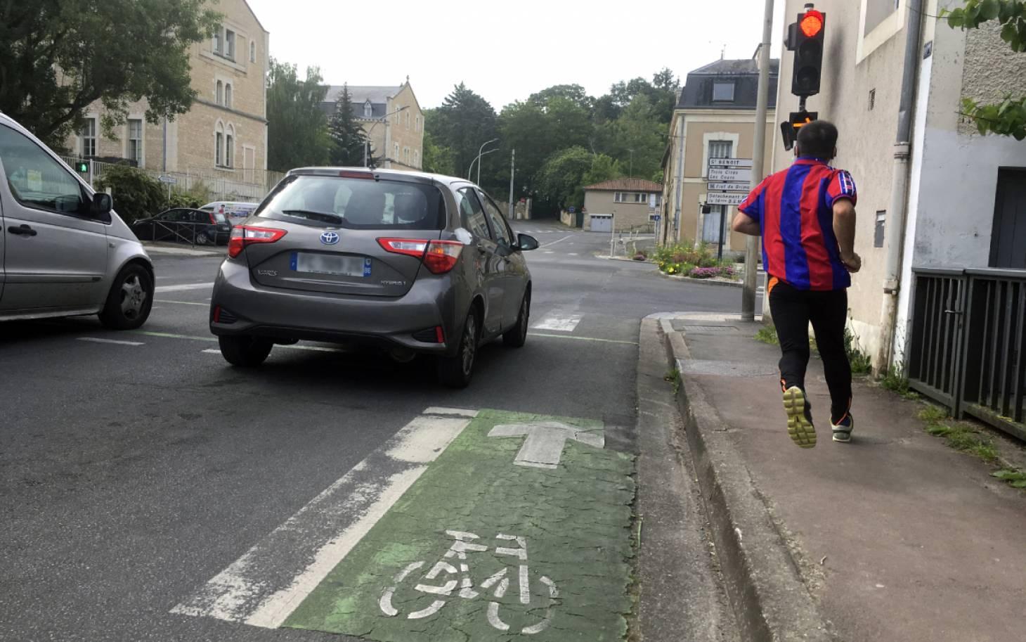 Le vélo prend ses marques à Poitiers