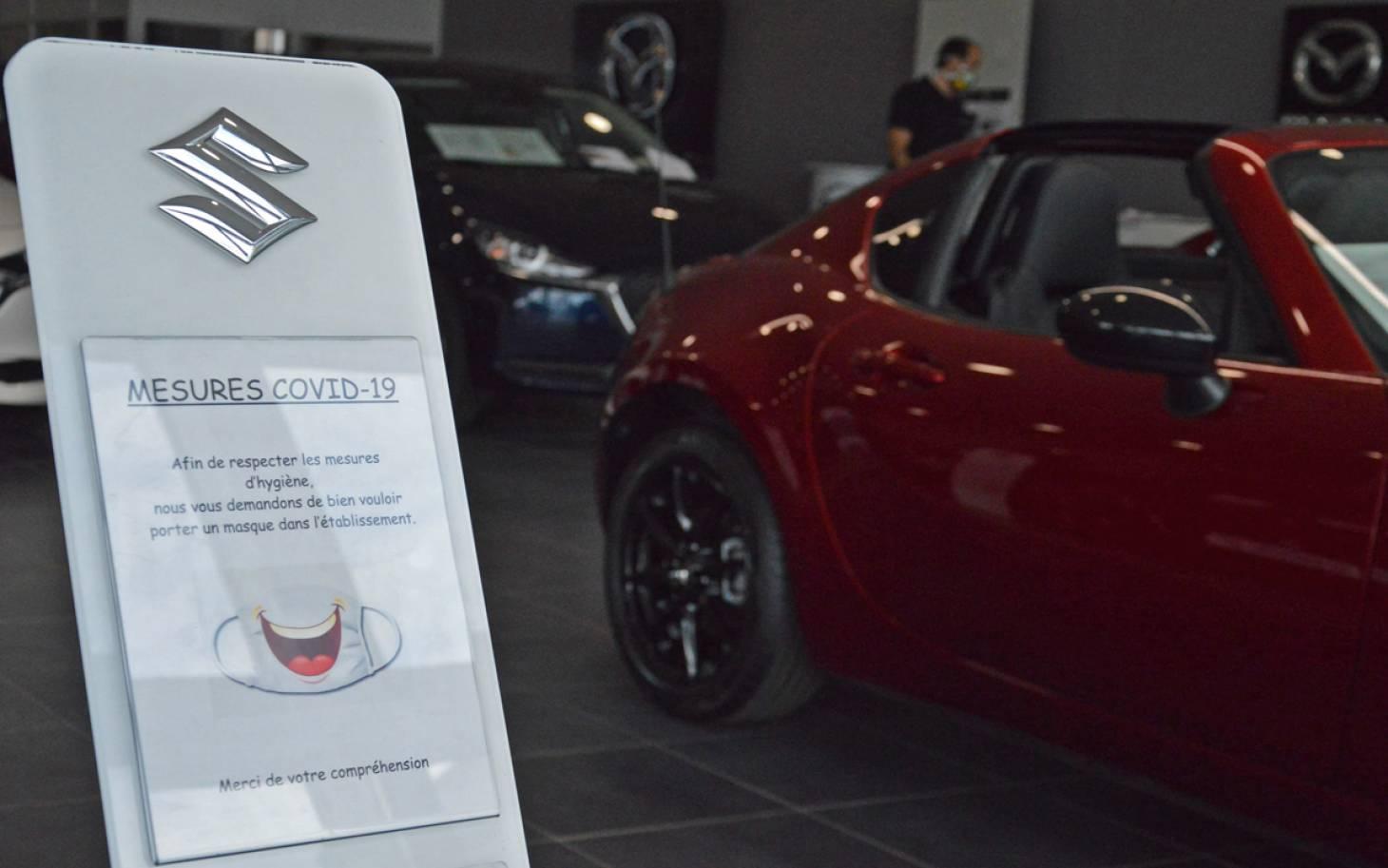 Automobile : Des primes anti-déprime