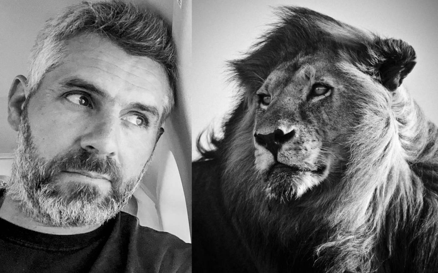 Laurent Baheux au chevet des refuges animaliers