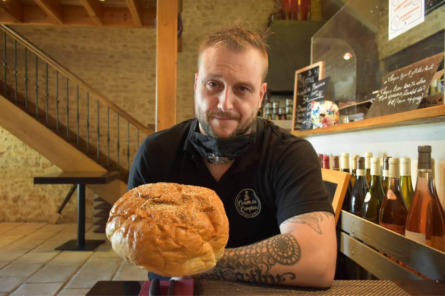 Apôtre du burger à la française