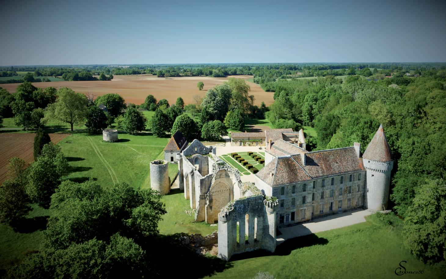 L'abbaye de la Réau rouvre ses portes