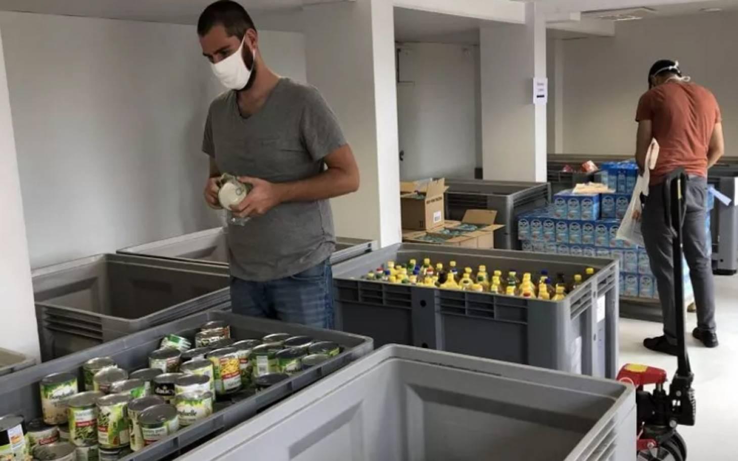 Université : 350 étudiants bénéficient de colis alimentaires cet été