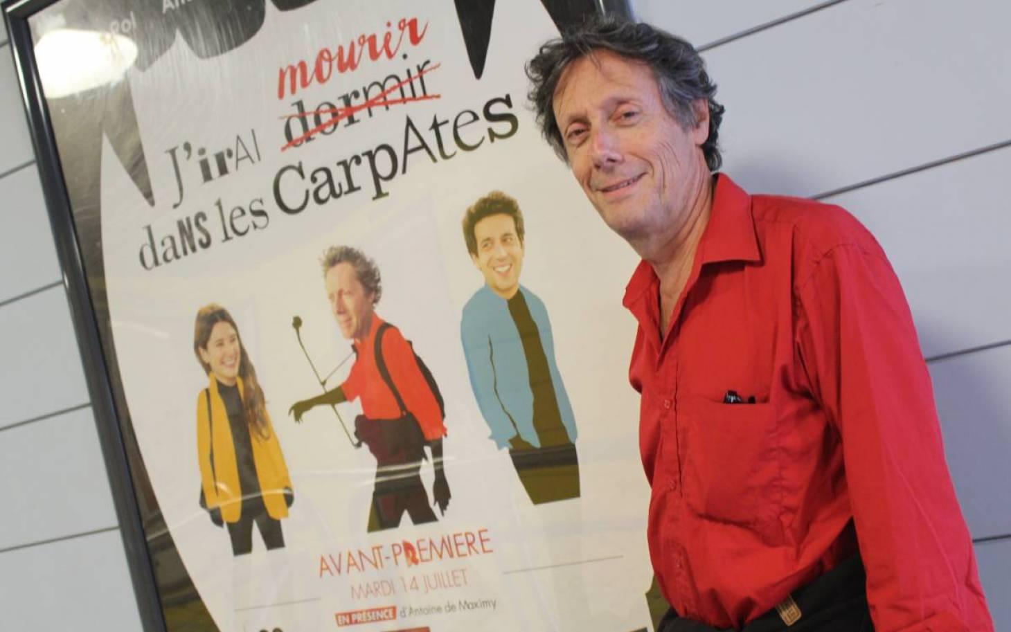 Antoine de Maximy : « Je me disais que je pouvais faire un film original »