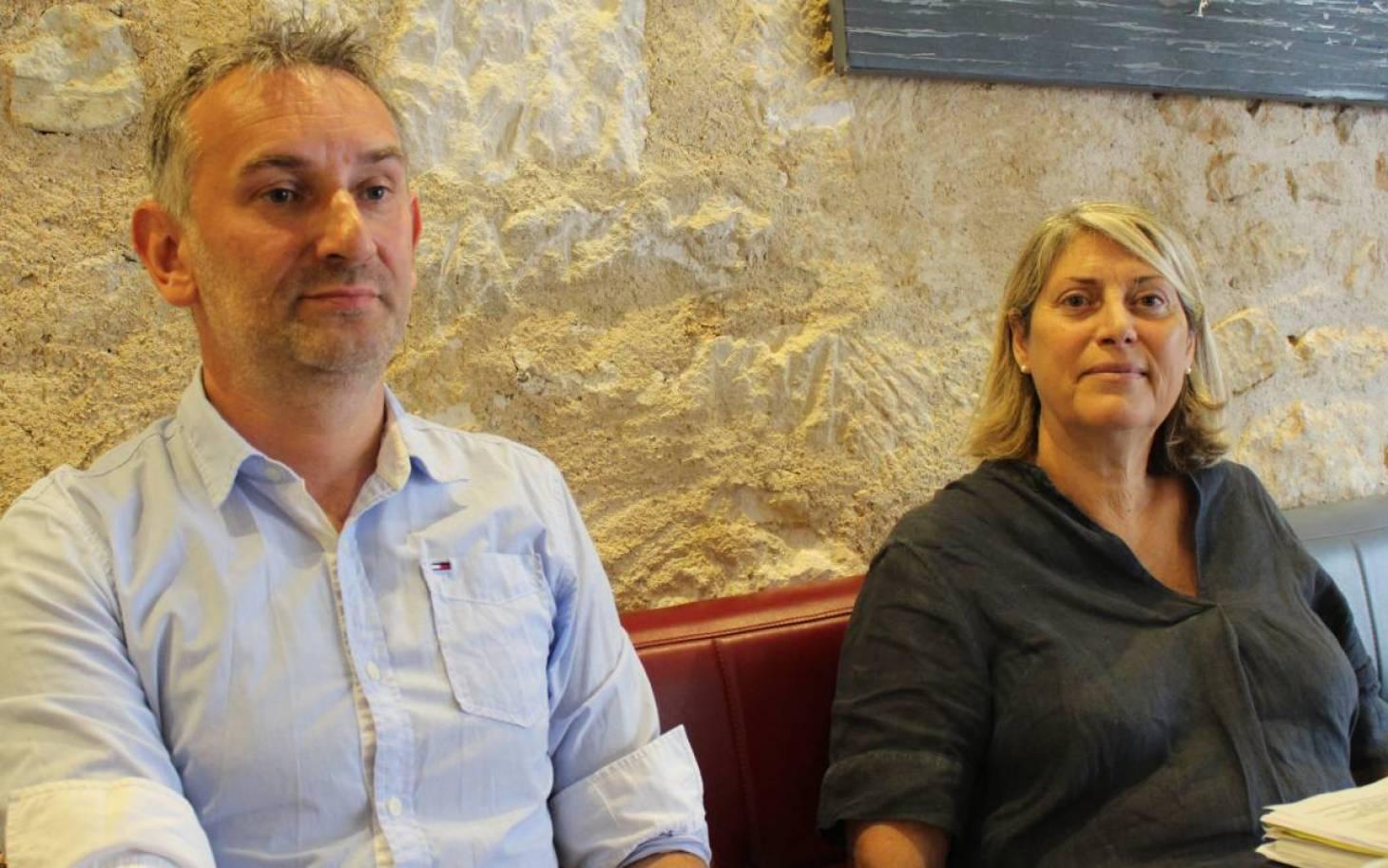 Gisèle Jean et Laurent Lucaud candidats aux élections sénatoriales