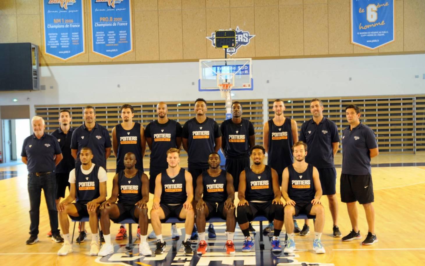 Basket - Le PB avance masqué