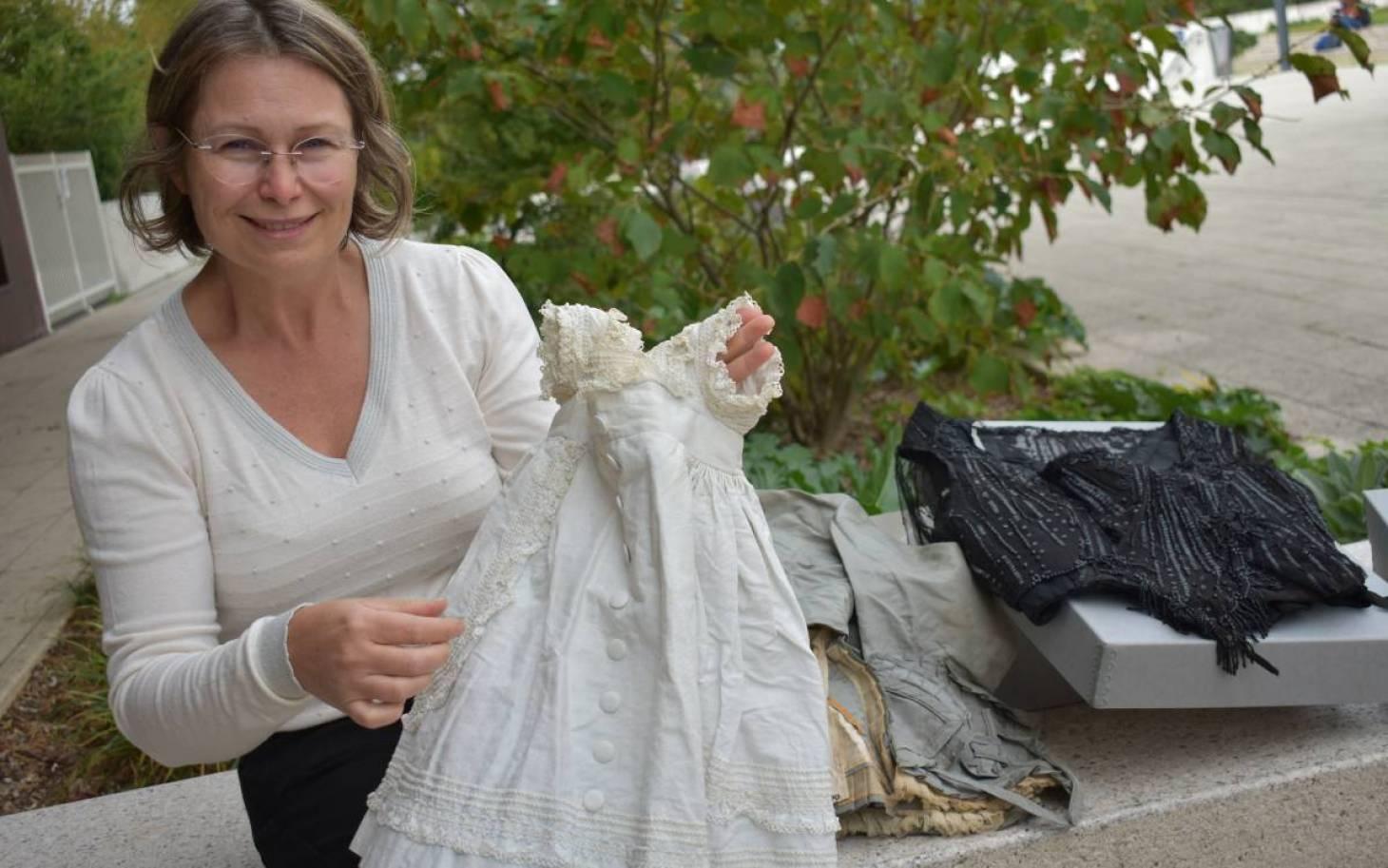 Laëtitia Briand fait parler les textiles
