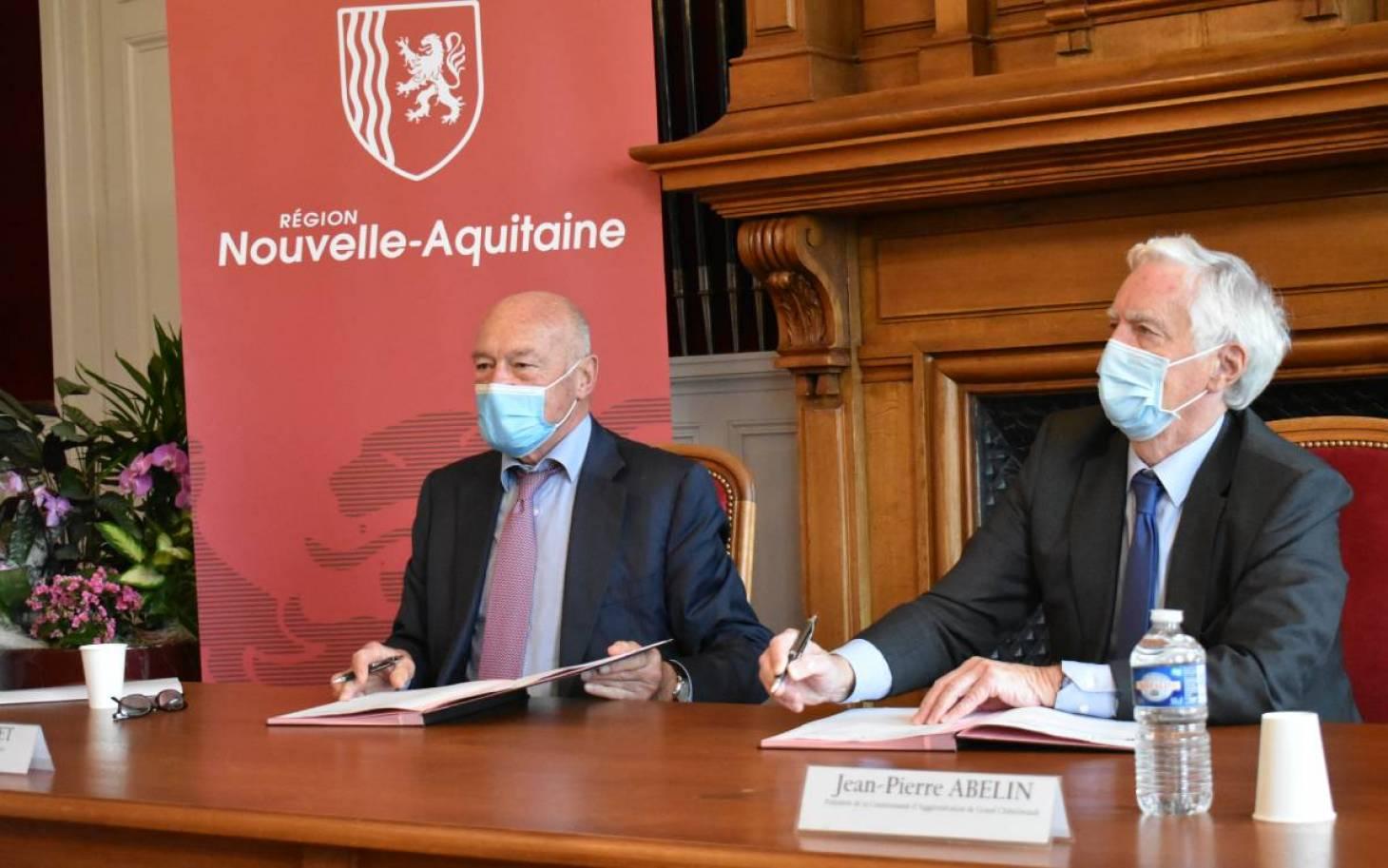 Economie : bientôt un « cadet » à Grand Châtellerault