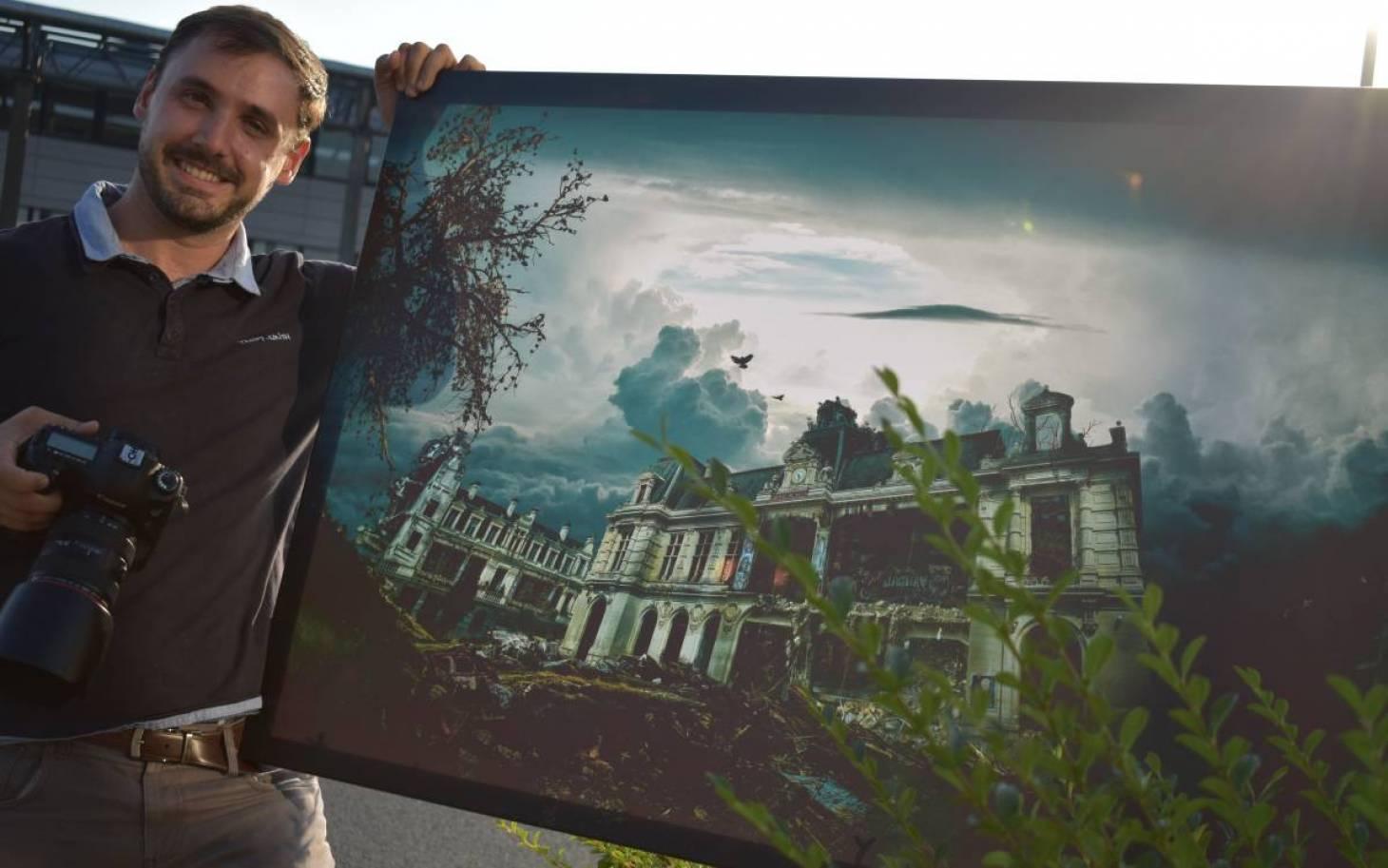 """Poitiers - L'exposition """"Poitiers, quand la nature reprend ses droits"""" prolongée d'une semaine"""