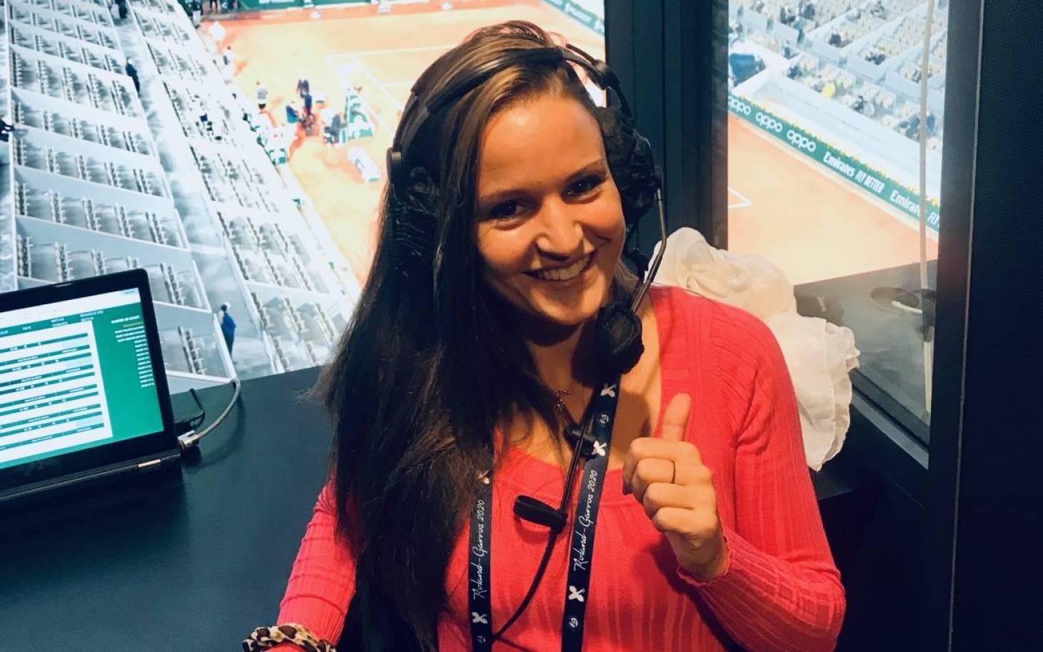 Tennis/Roland-Garros - La seule Française à avoir battu Iga Swiatek est... Poitevine !