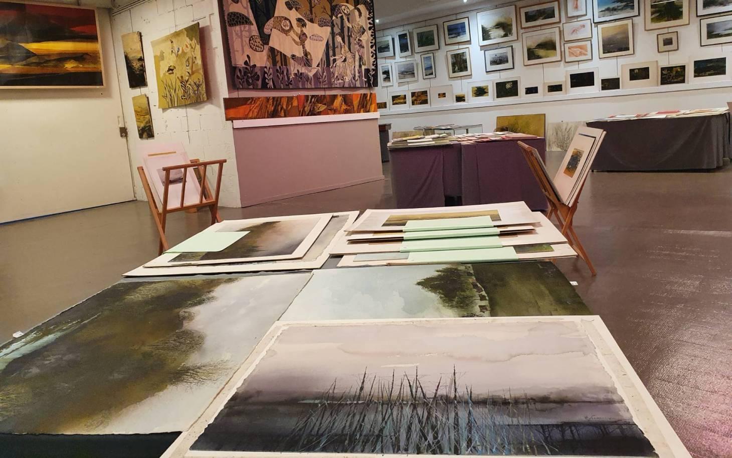 Le Fonds d'atelier René Fumeron en vente aujourd'hui à Poitiers