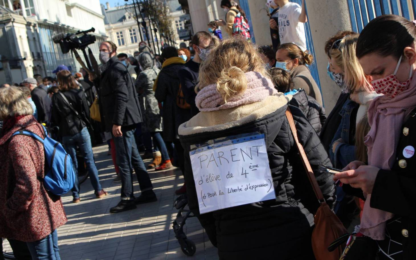 Attentat de Conflans : l'onde de choc dans la Vienne