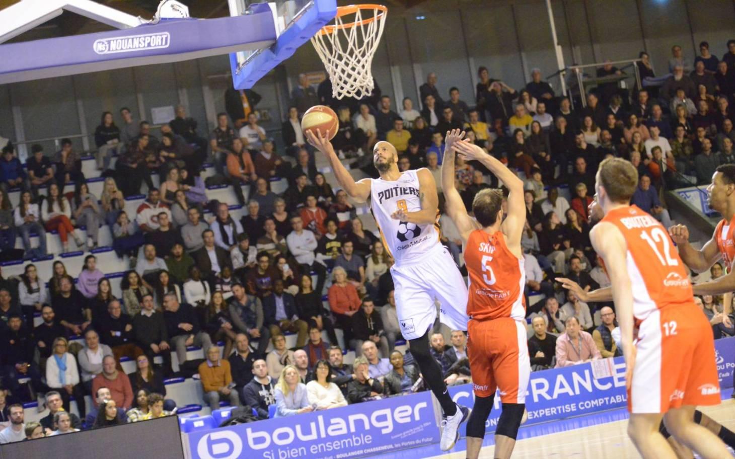 Basket/ProB - Le PB simplement heureux de jouer