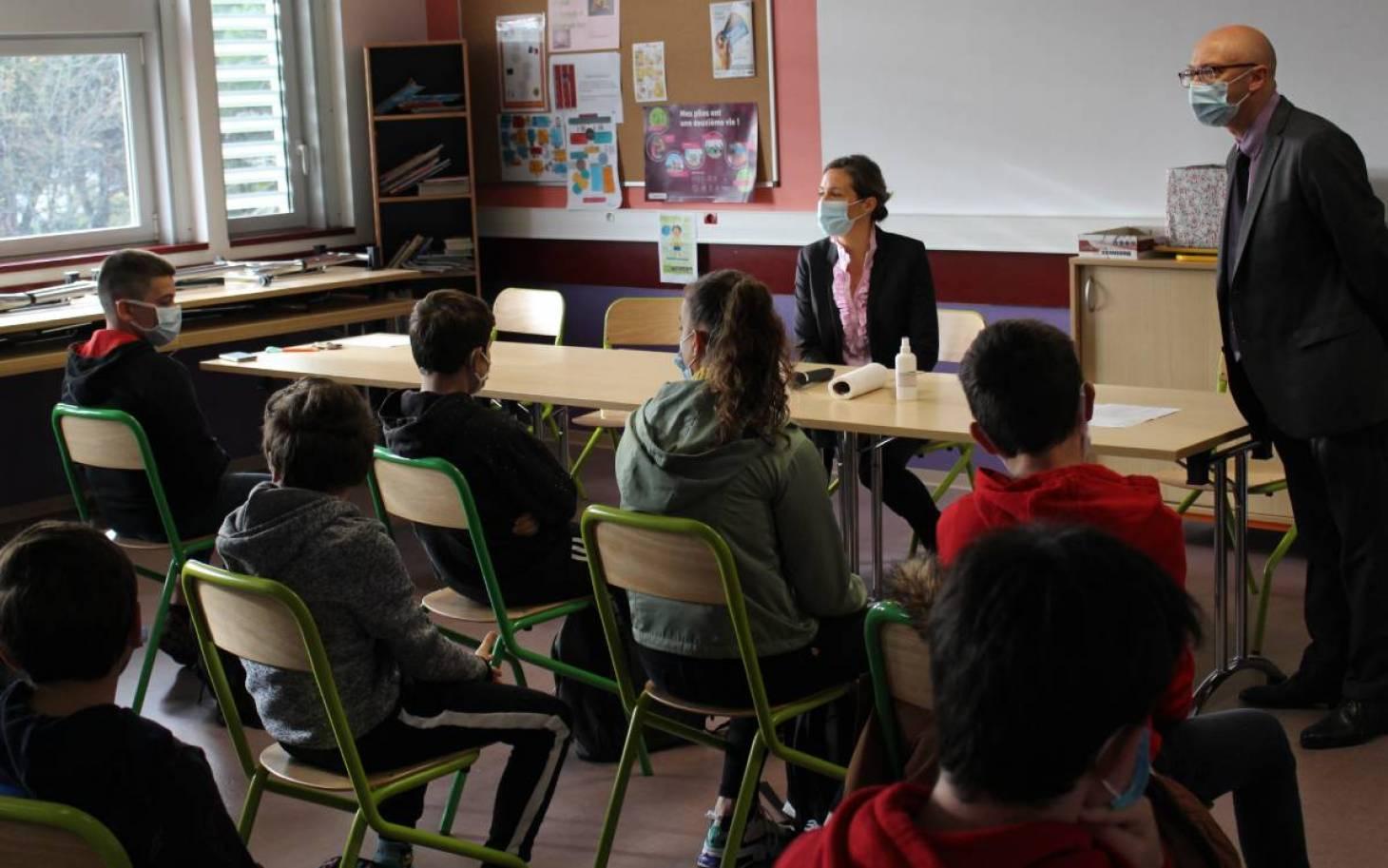 Education/Poitiers : une rentrée malgré tout