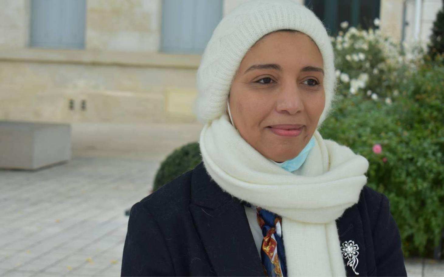 Iman Haggag cultive les langues