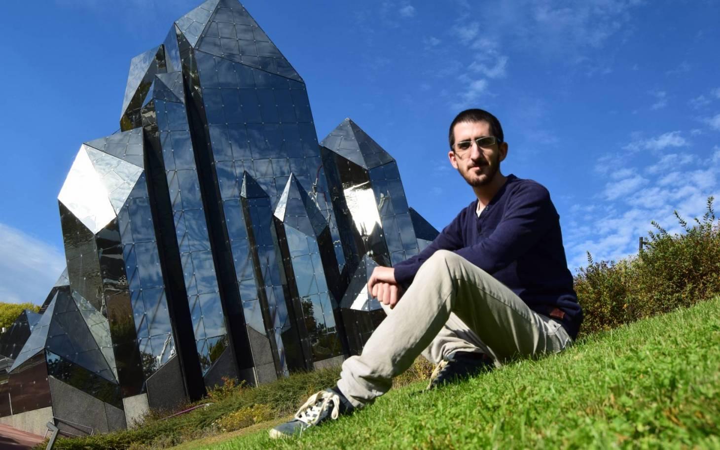 Thomas Chabrout-Julien, premier fan du Futuroscope