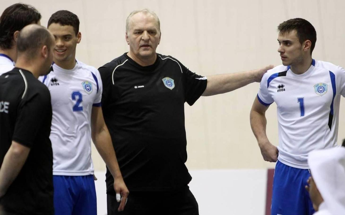 Volley - Jean-Michel Roche est décédé