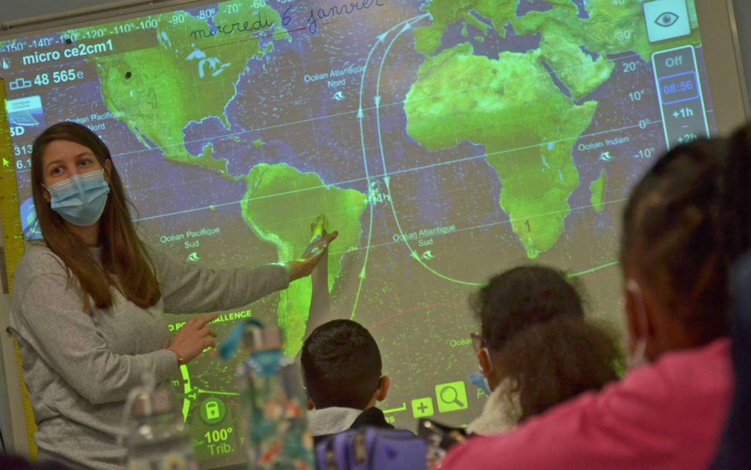 Le Vendée Globe en mode virtuel