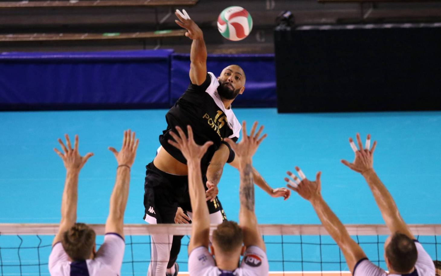 Volley - Poitiers devra se sublimer à Montpellier