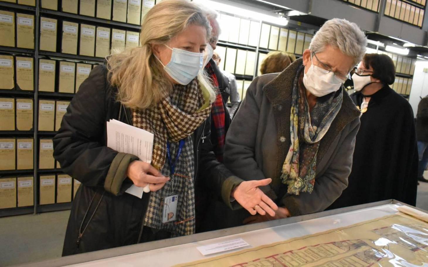 Châtellerault – 16M€ pour agrandir les Archives de l'armement et du personnel civil