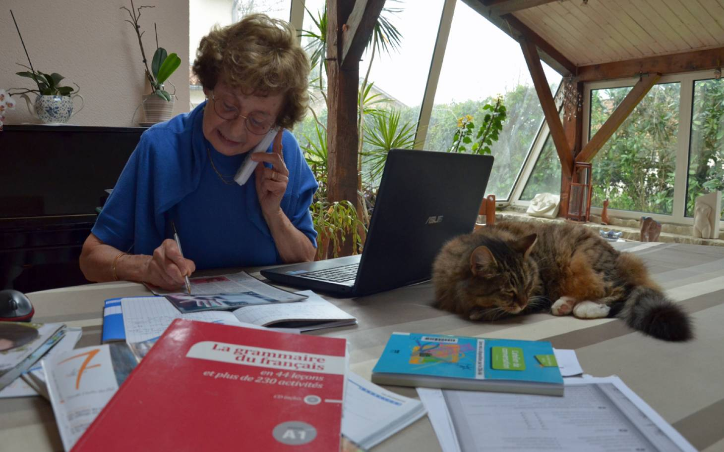 Poitiers - Solidarité : Infolang rend la parole