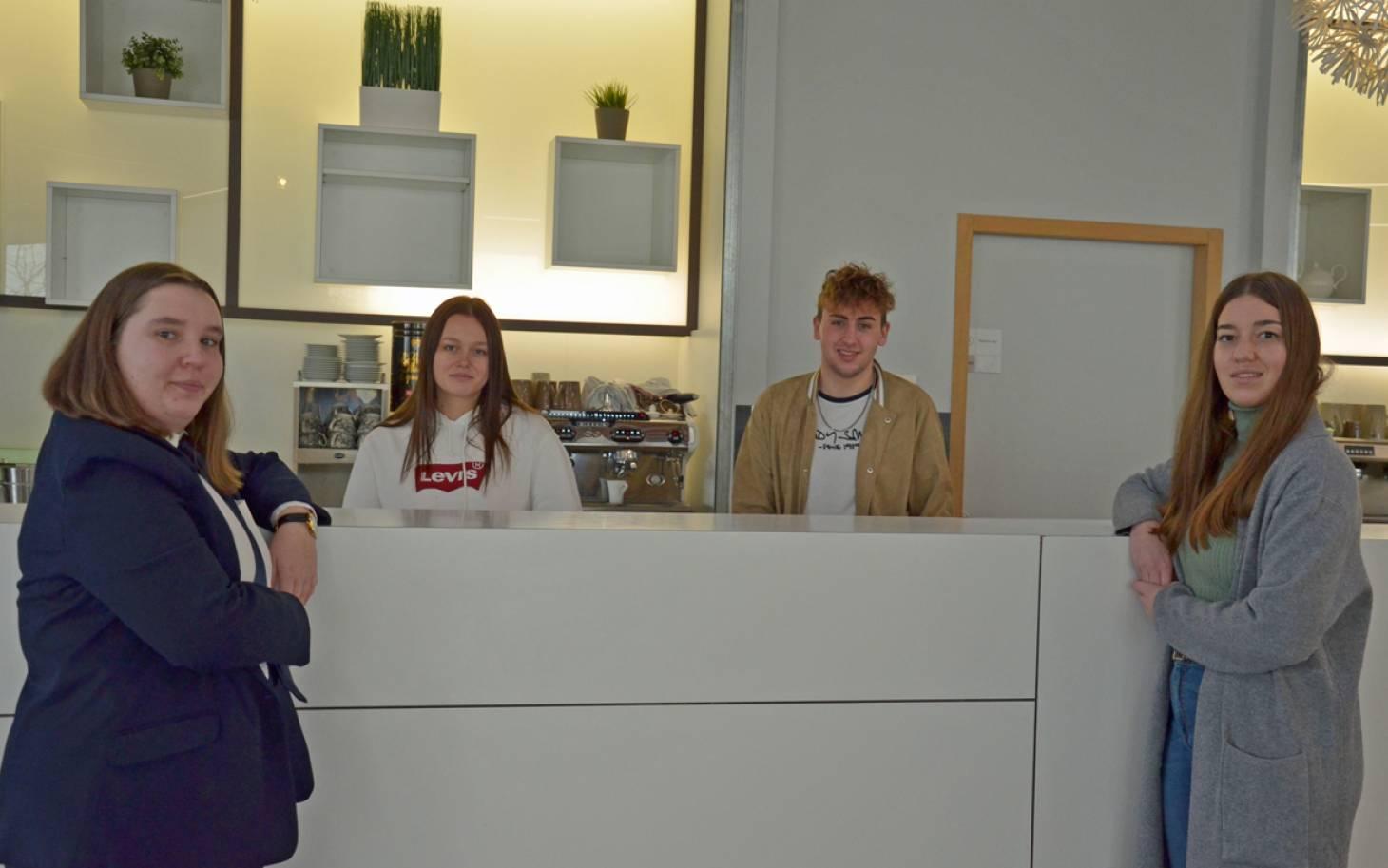 Hôtellerie-restauration: les étudiants ont faim d'avenir