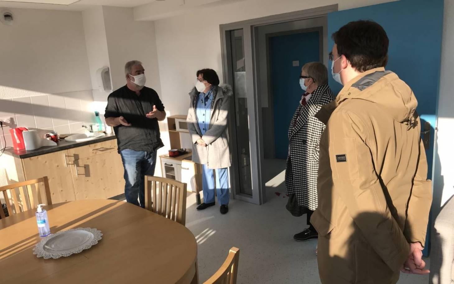 A Poitiers, un nouvel hébergement pour les femmes en détresse
