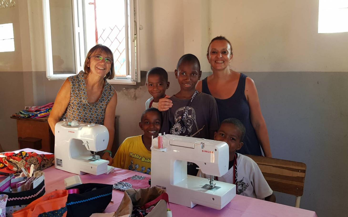 Madagascar : Fanatenane à l'âge adulte