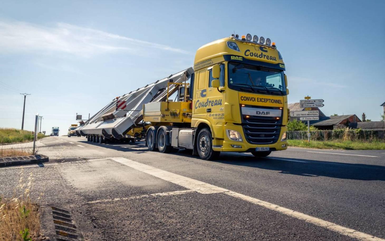 Le transport routier en constante adaptation