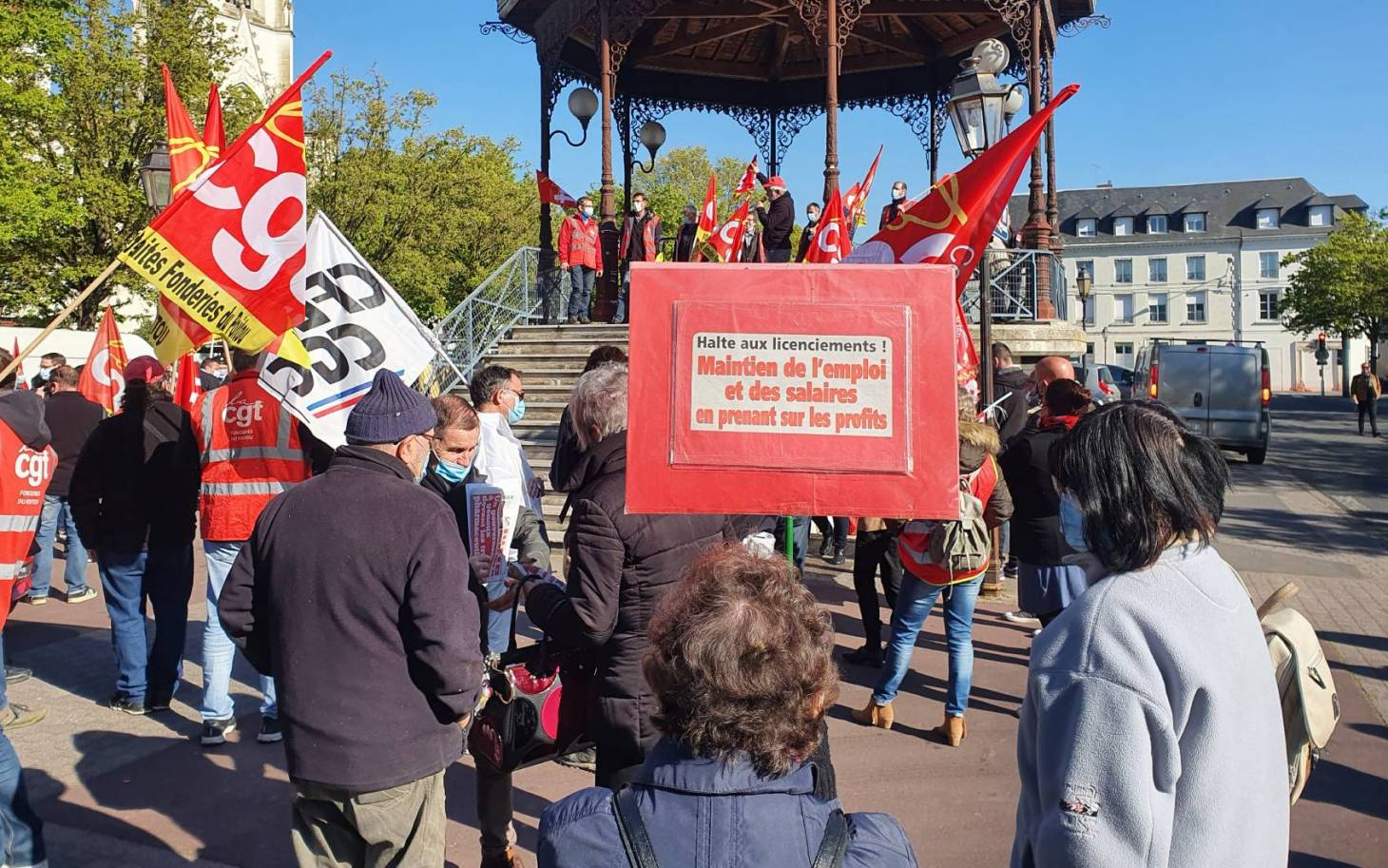 Fonderies : une audience le 20 avril au tribunal de commerce de Paris