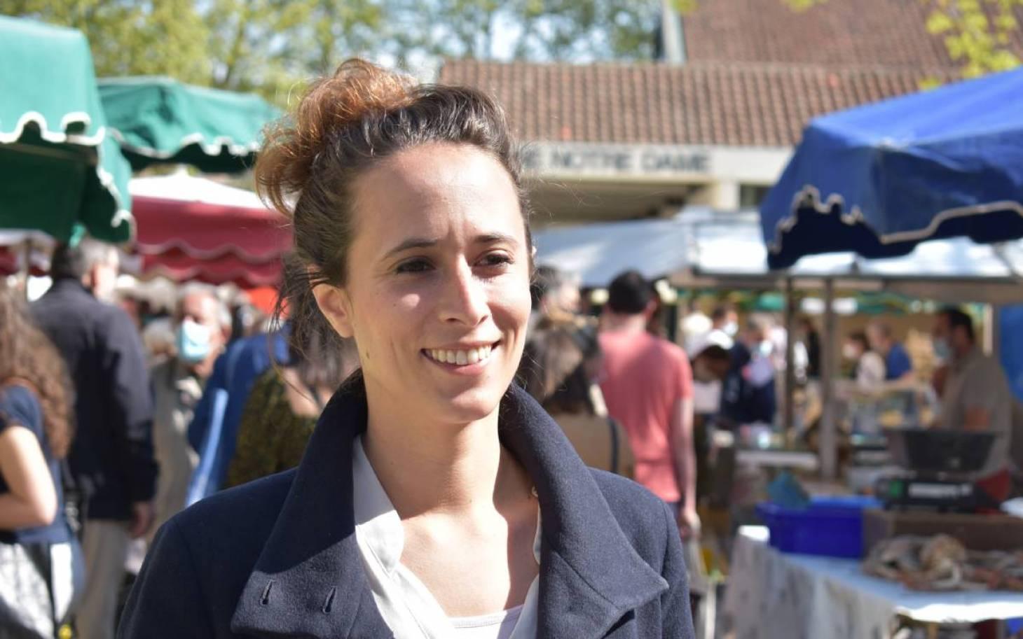 Régionales - Clémence Guetté, candidate de LFI et du NPA