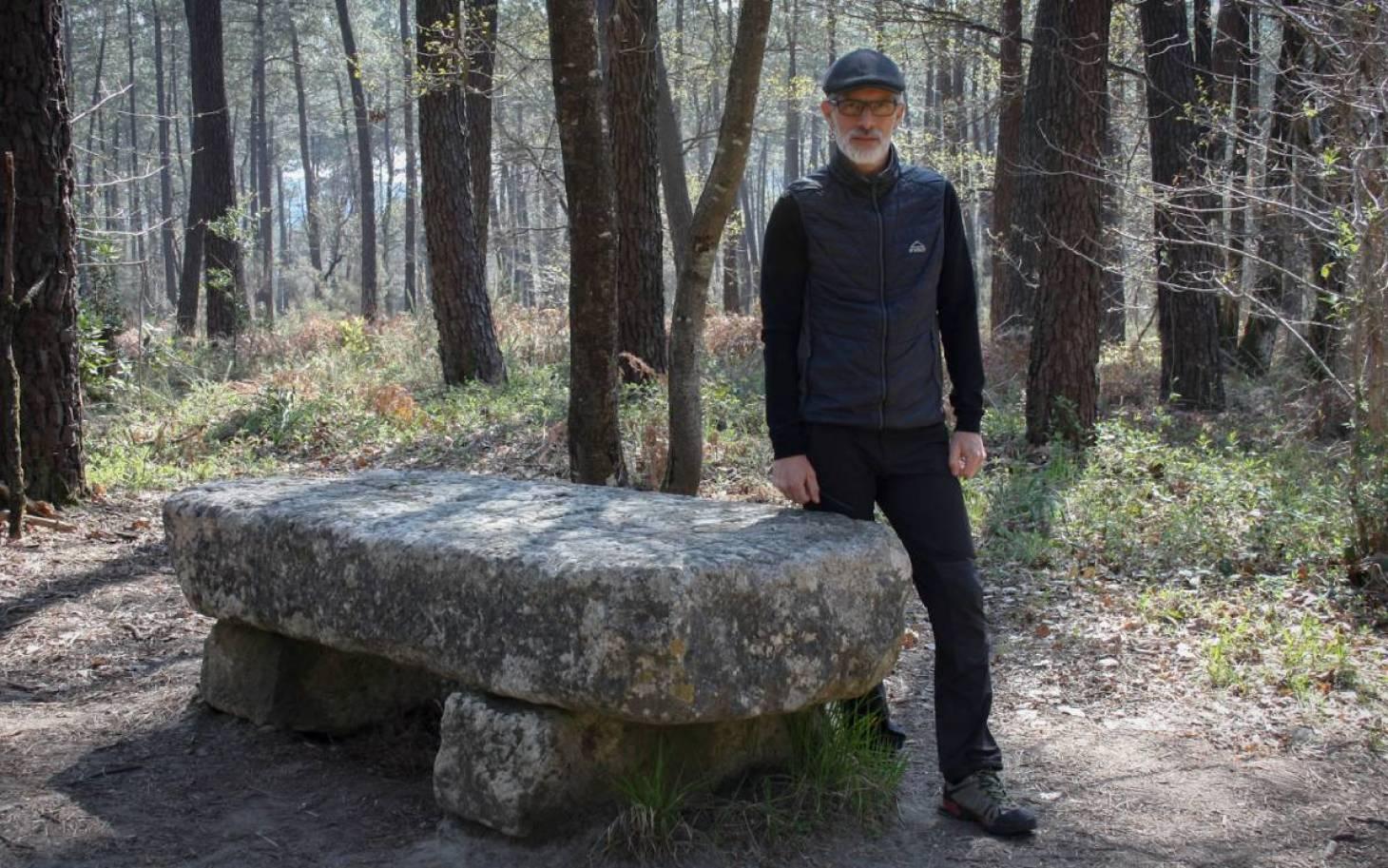 Thierry Mauvignier réécrit une légende de la Vienne