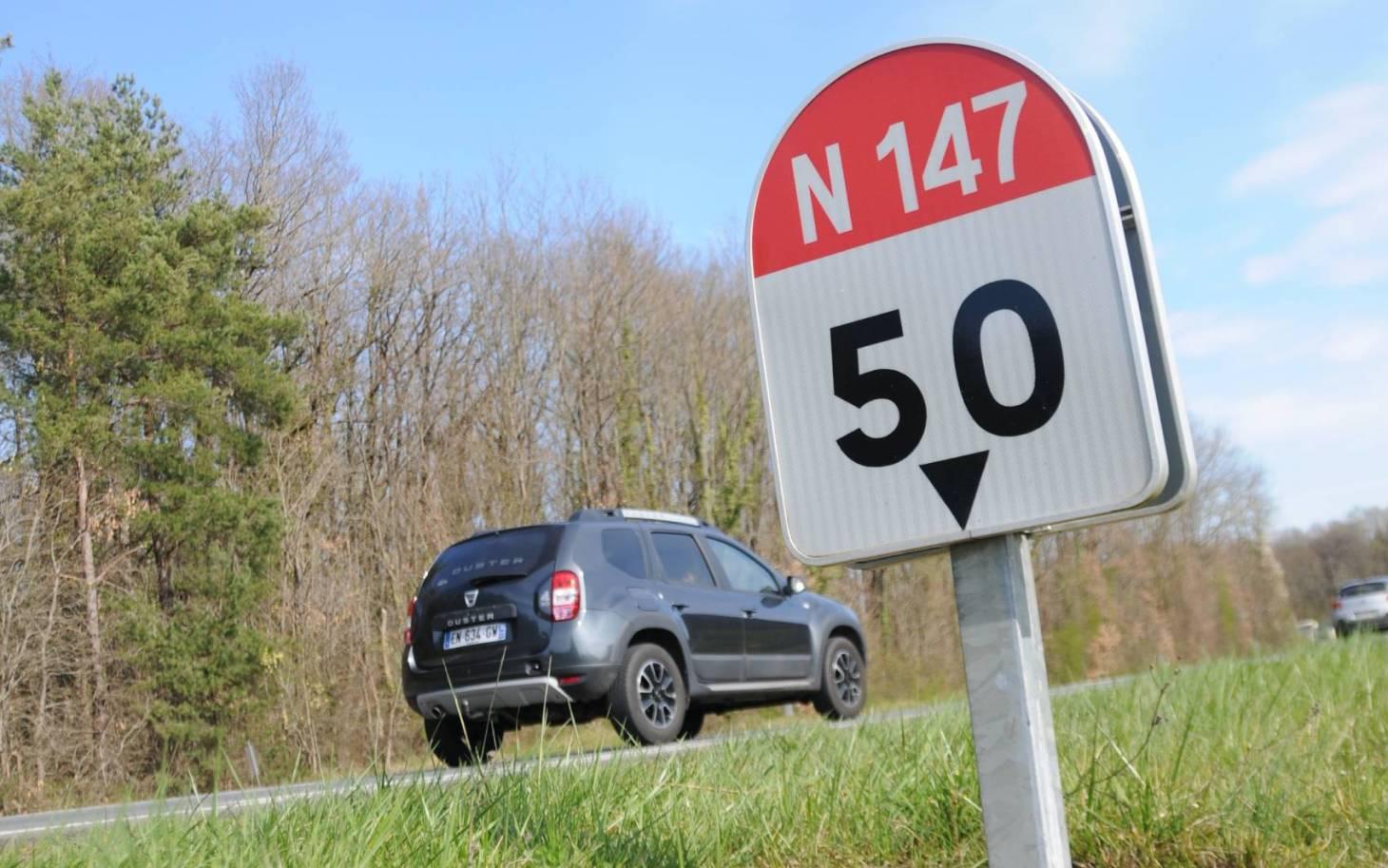 Autoroute/route : la bataille de la 147
