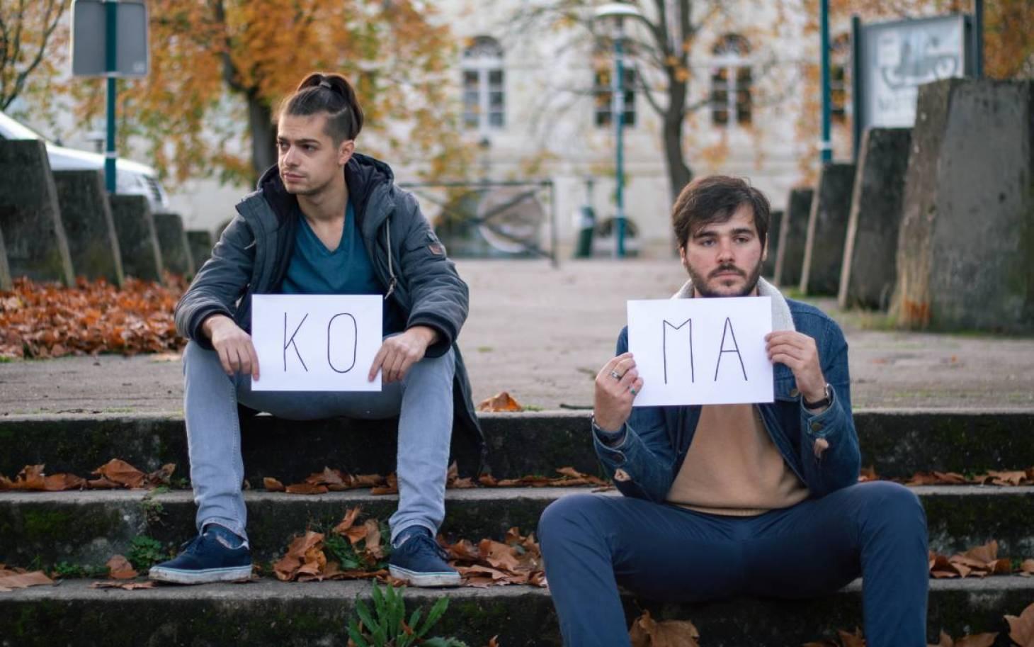 KO-MA, le rock conscient