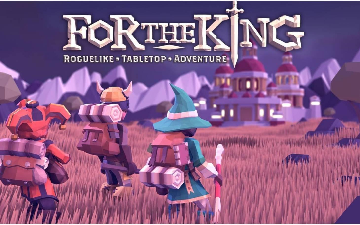 Jeu vidéo : joli 15/20 pour For The King