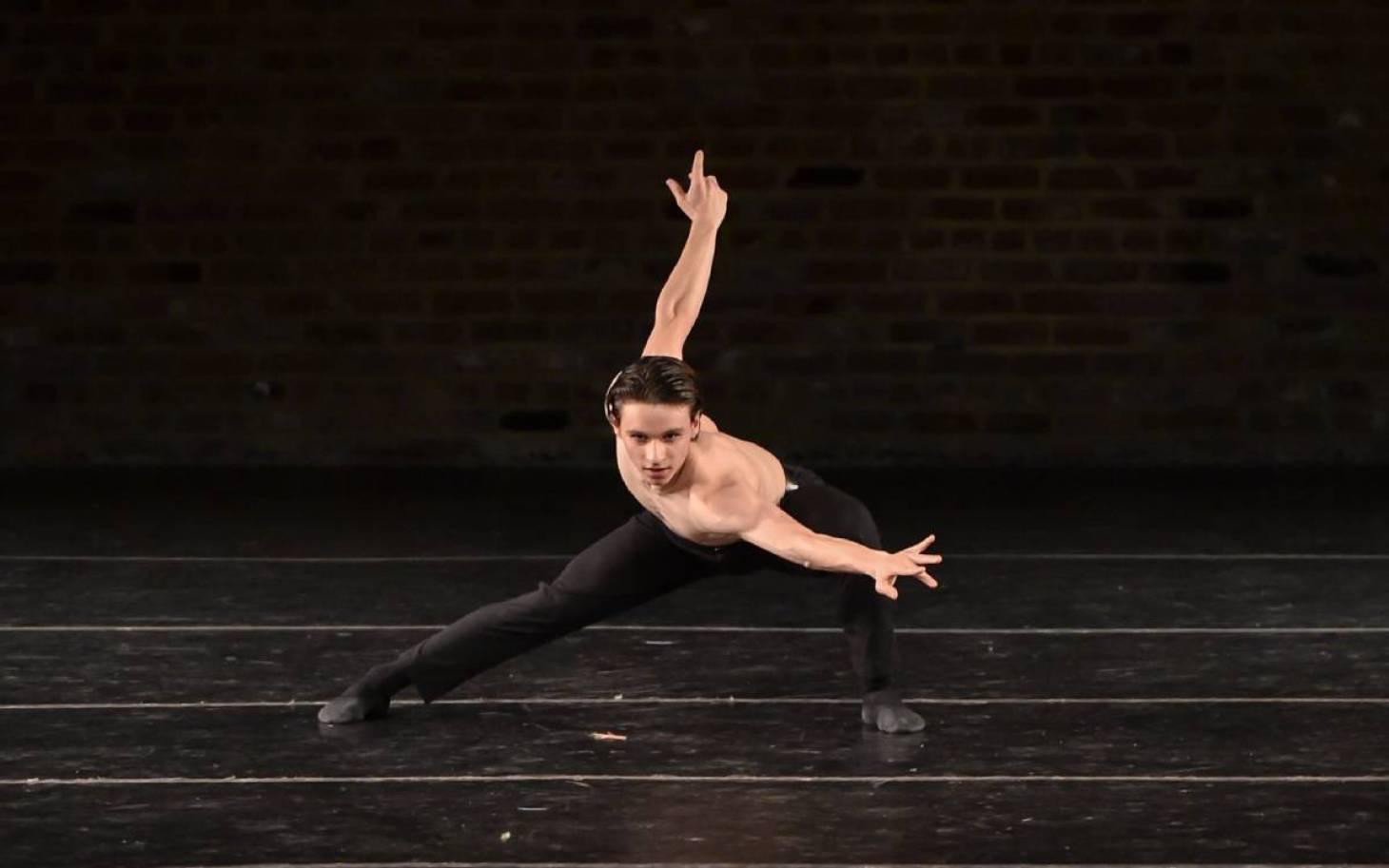 Clément Guillaume, petit prince de la danse