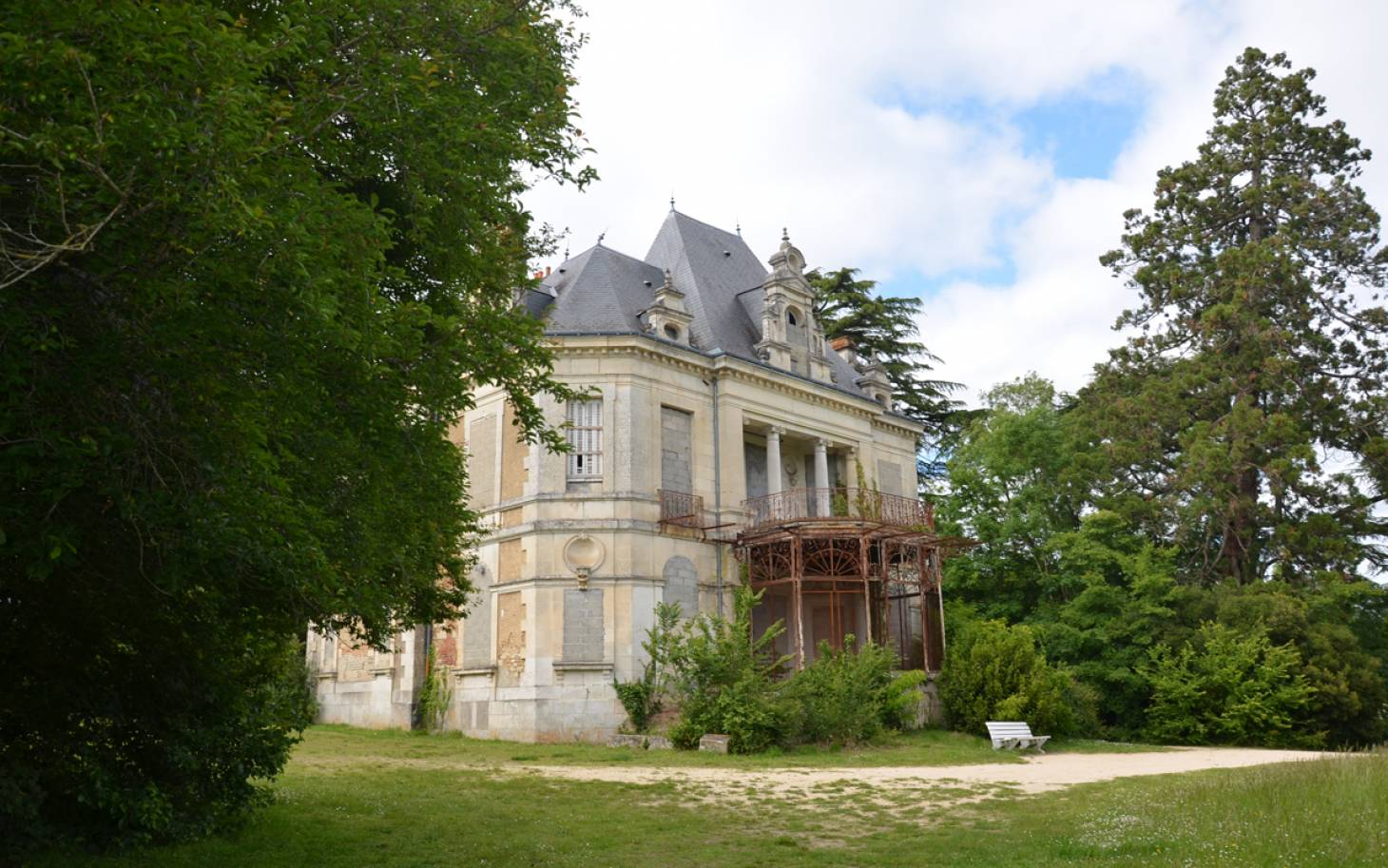 Quel projetpour la Villa des Prés-Mignons?