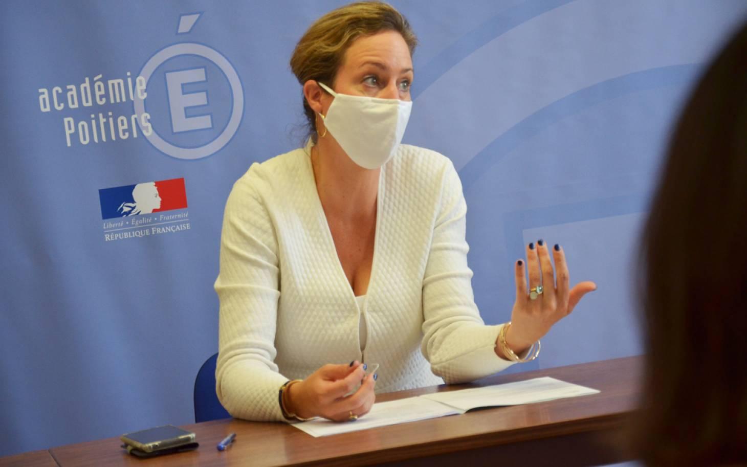 Académie de Poitiers/RH : la rectrice renforce le suivi des personnels