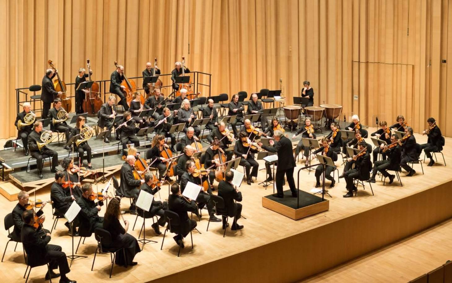 L'Orchestre des Champs-Elysées varie les formes