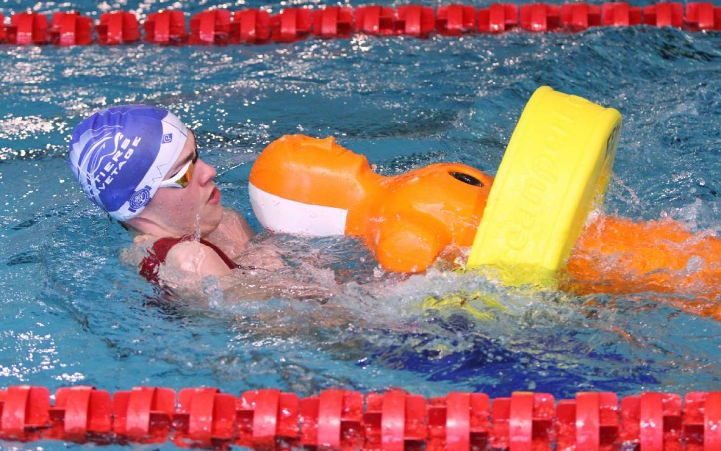 Le sauvetage sportif, la nouvelle vague