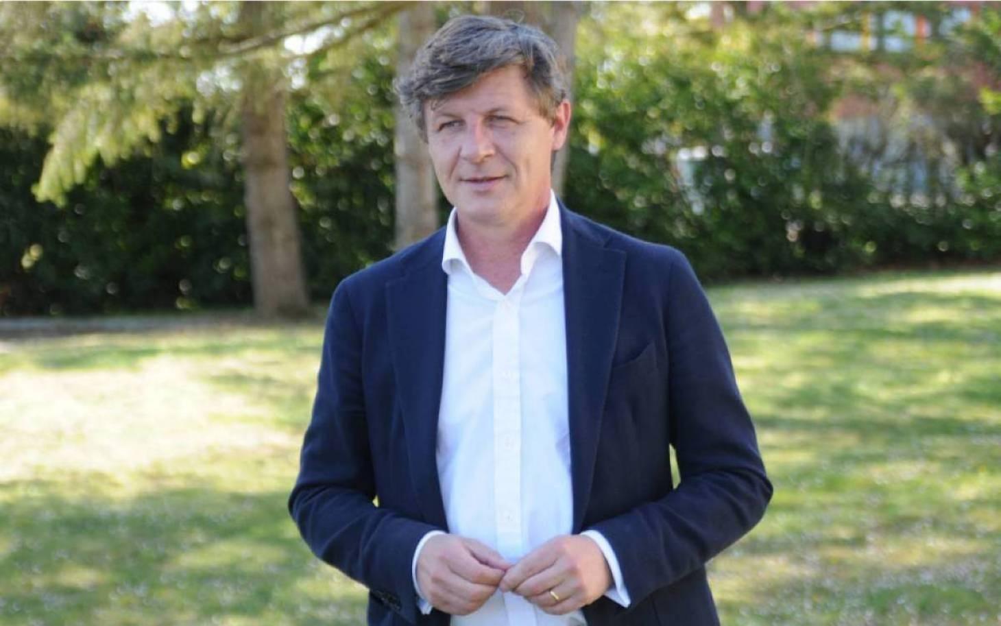 """Régionales/Premier tour - Nicolas Florian : """"Je ne ferai aucune alliance avec La République en marche"""""""