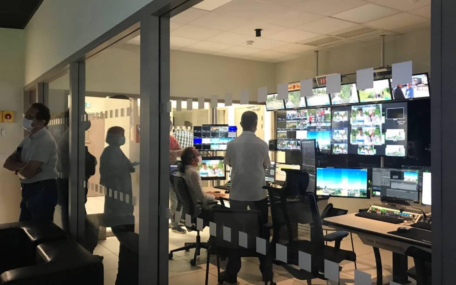 Médias - France 3 Poitou-Charentes désormais en direct des Montgorges