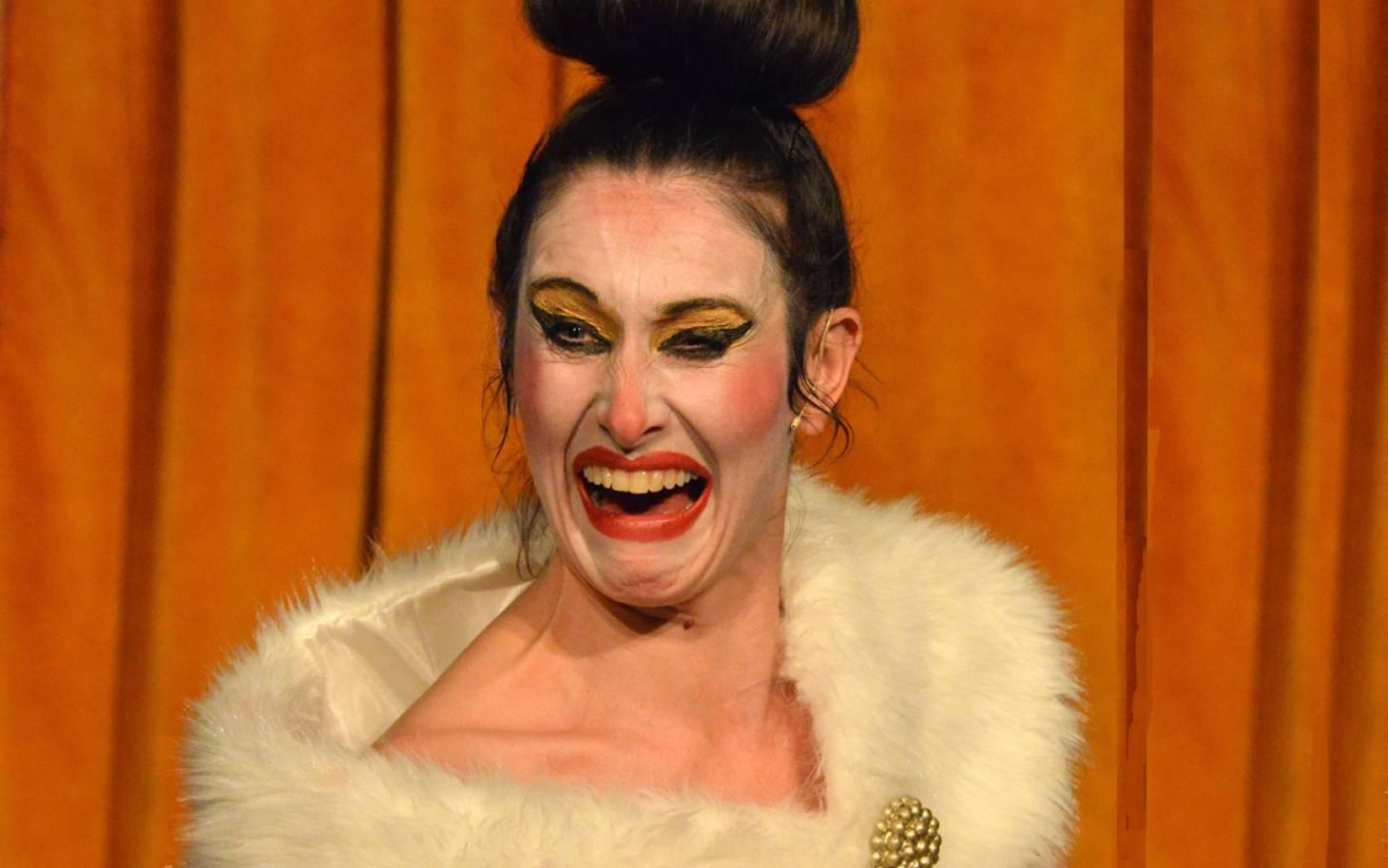 Culture - Rosie Volt en spectacle à Château-Larcher