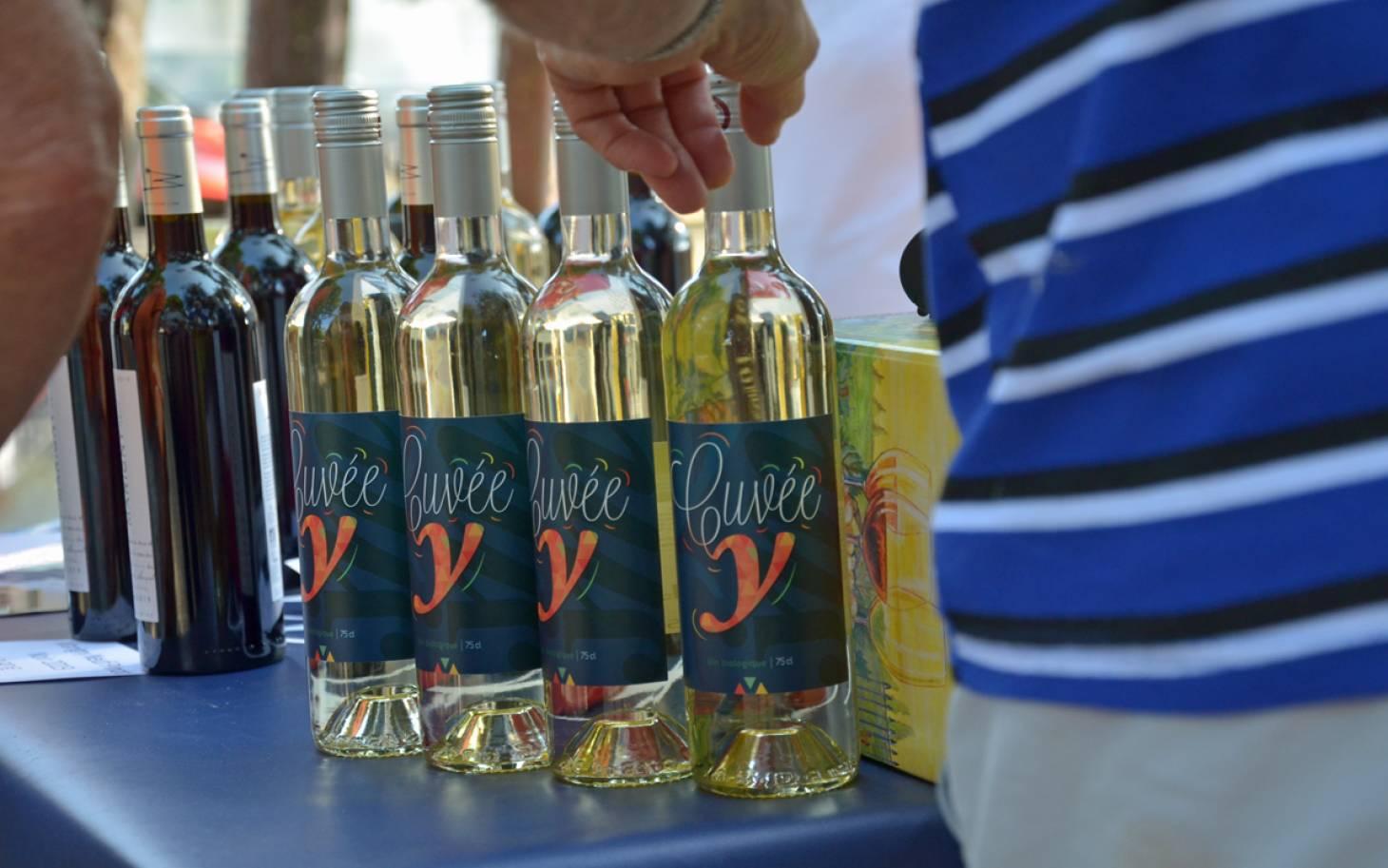 "Viticulture - La commune de Jaunay-Marigny lance sa propre cuvée ""Y"""